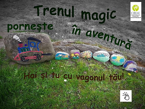 Trenuletul magic
